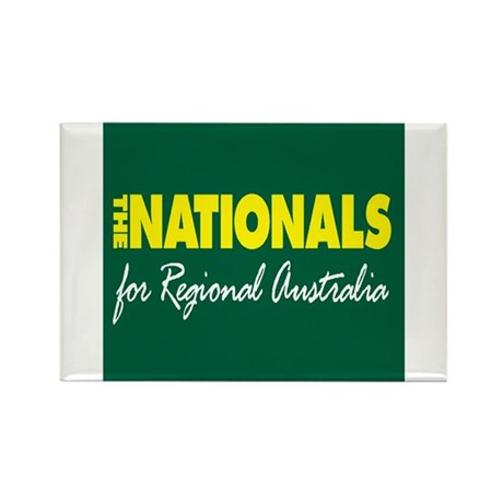 National Party Logo Rectangle Magnet