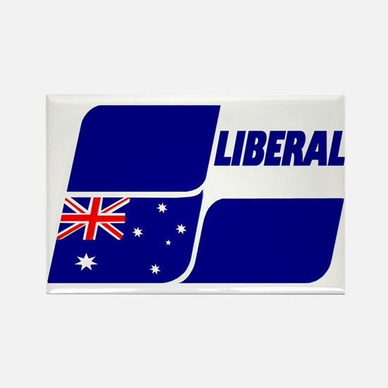 Liberal Party Logo Rectangle Magnet