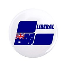 "Liberal Party 2013 3.5"" Button"