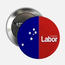 """Labor Party Logo 2.25"""" Button"""