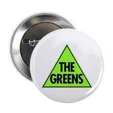 "Green Party 2013 2.25"" Button"