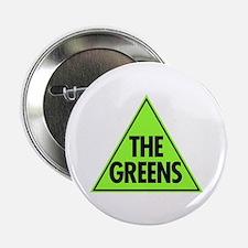 """Green Party Logo 2.25"""" Button"""