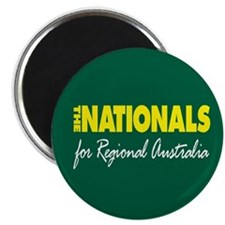 National Party 2013 Magnet