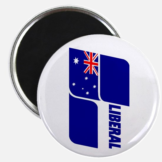 Liberal Party Logo Magnet