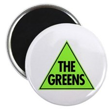 Green Party 2013 Magnet