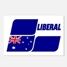 Liberal Party Logo Postcards (Package of 8)