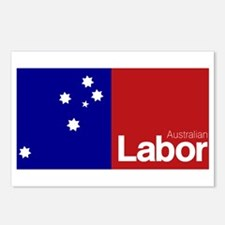 Labor Party Logo Postcards (Package of 8)