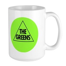 Green Party 2013 Coffee Mug