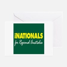 National Party Logo Greeting Cards (Pk of 20)