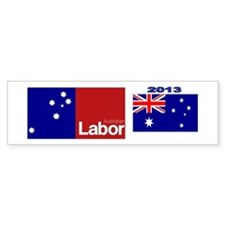 Labor Party 2013 Car Sticker