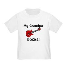 My Grandpa Rocks! (guitar) T