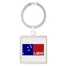 Labor Party 2013 Square Keychain