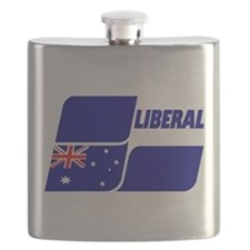 Liberal Party 2013 Flask