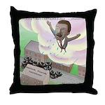 MLK Cries Throw Pillow
