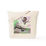 MLK Cries Tote Bag