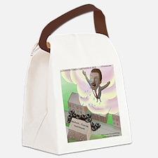 MLK Cries Canvas Lunch Bag