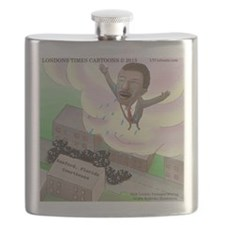 MLK Cries Flask