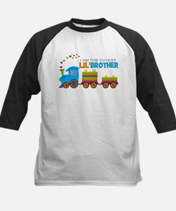 Cutest Lil Brother - Train Tee