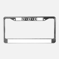 Zodiac #7 - License Plate Frame
