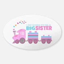 Big Sister - Train Decal