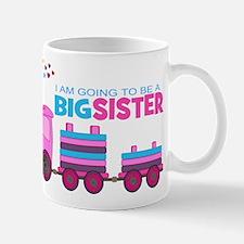 Big Sister - Train Mug