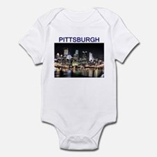 pittsburgh gifts and tee-shir Infant Bodysuit