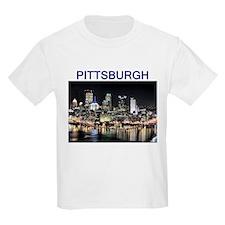 pittsburgh gifts and tee-shir Kids T-Shirt