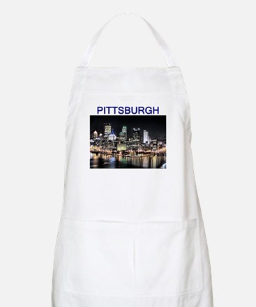 pittsburgh gifts and tee-shir BBQ Apron