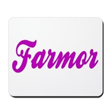 Farmor Mousepad