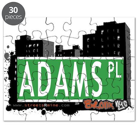 ADAMS PL Puzzle