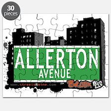 Allerton Ave Puzzle