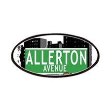 Allerton Ave Patches