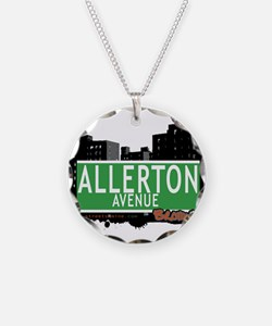 Allerton Ave Necklace
