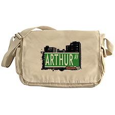 Arthur Ave Messenger Bag