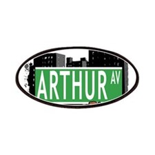 Arthur Ave Patches
