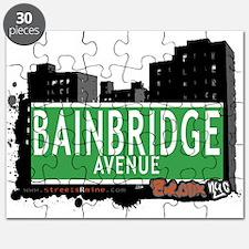 Bainbridge Ave Puzzle