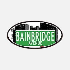 Bainbridge Ave Patches