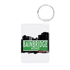 Bainbridge Ave Keychains