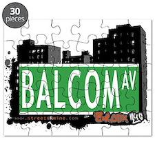 Balcom Ave Puzzle