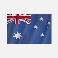 Pure Flag Austalia Rectangle Magnet