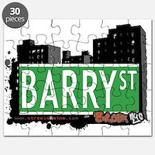 Barry St Puzzle