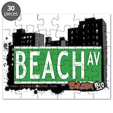 BEACH AV Puzzle