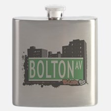 Bolton Ave Flask