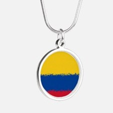 Colombian Flag Necklaces