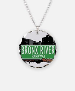 Bronx River Pkwy Necklace