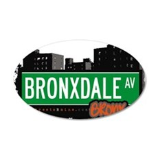 Bronxdale Ave Wall Decal