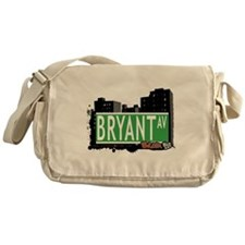 Bryant Ave Messenger Bag