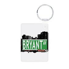 Bryant Ave Keychains