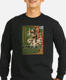 Kitsunemori Campaign Setting long sleeve t shirt