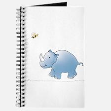 Rhino and Bee Journal